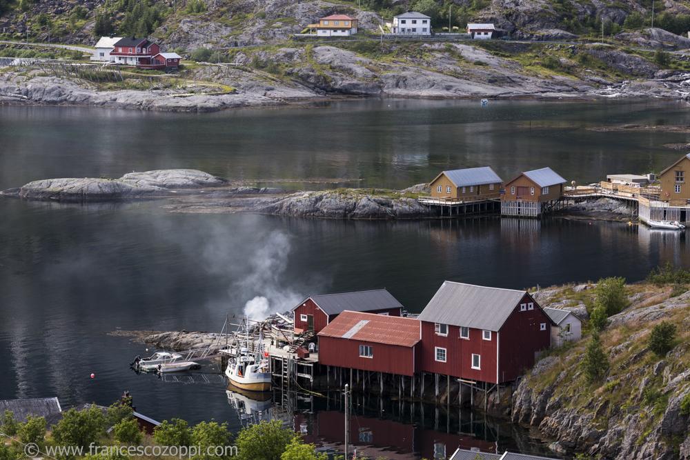 Upstream Cods - Sørvågen Lofoten