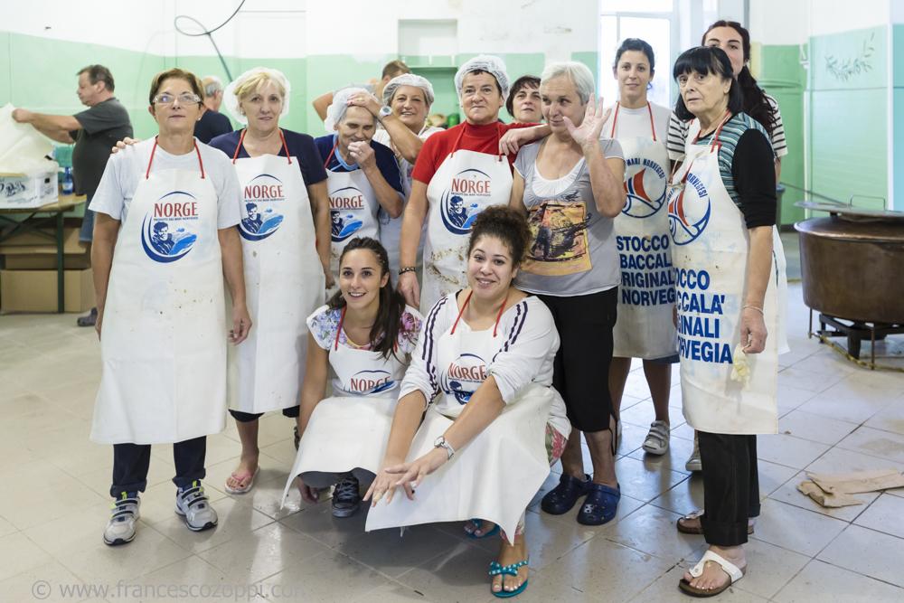 Stockfish festival in Badalucco