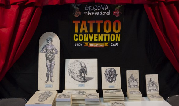 Genova tattoo convention 2015