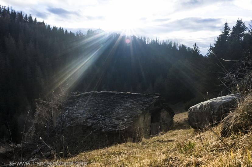 Valle d'Aosta Landscape