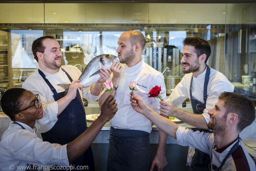 Valentine's day 2016 at Eataly Genova