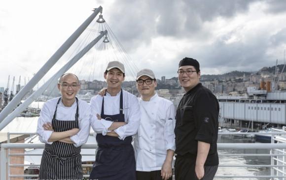 Eataly Korea in Genoa