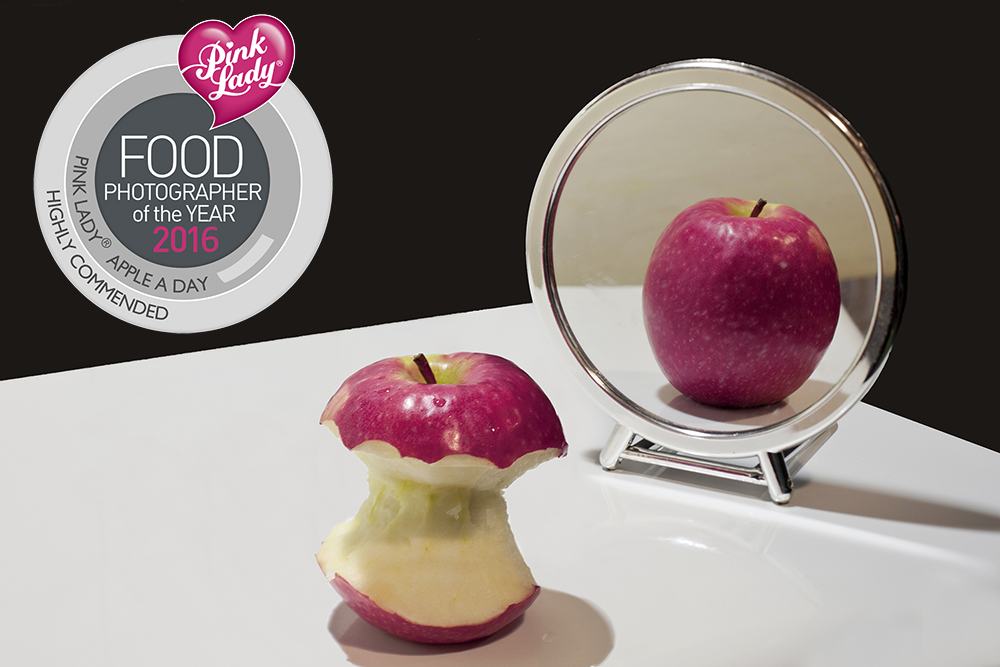 Anorexia Highly Commended at Pink Lady Food Photographer of the Year