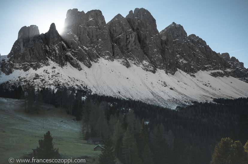 Val di Funes - Mountains