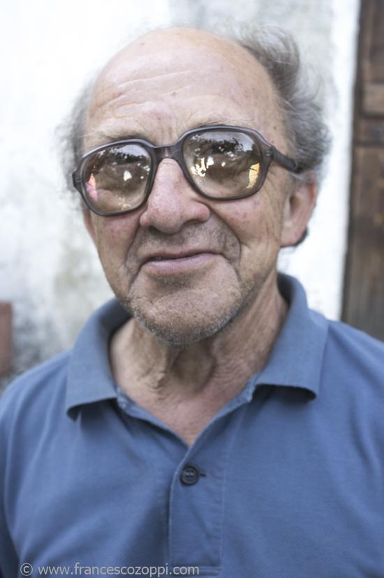 Gio' the farmer from Vesima