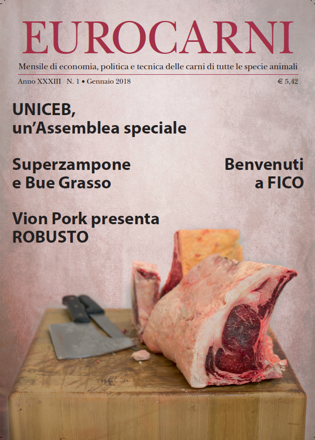 Eurocarni Magazine Cover Image