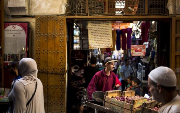 Marchés et Mosquées
