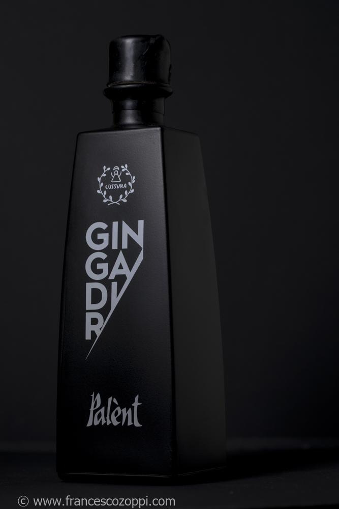 Gin Gadir Bottle