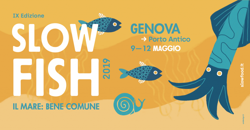 The Codfish Tale at Slow Fish 2019 edition