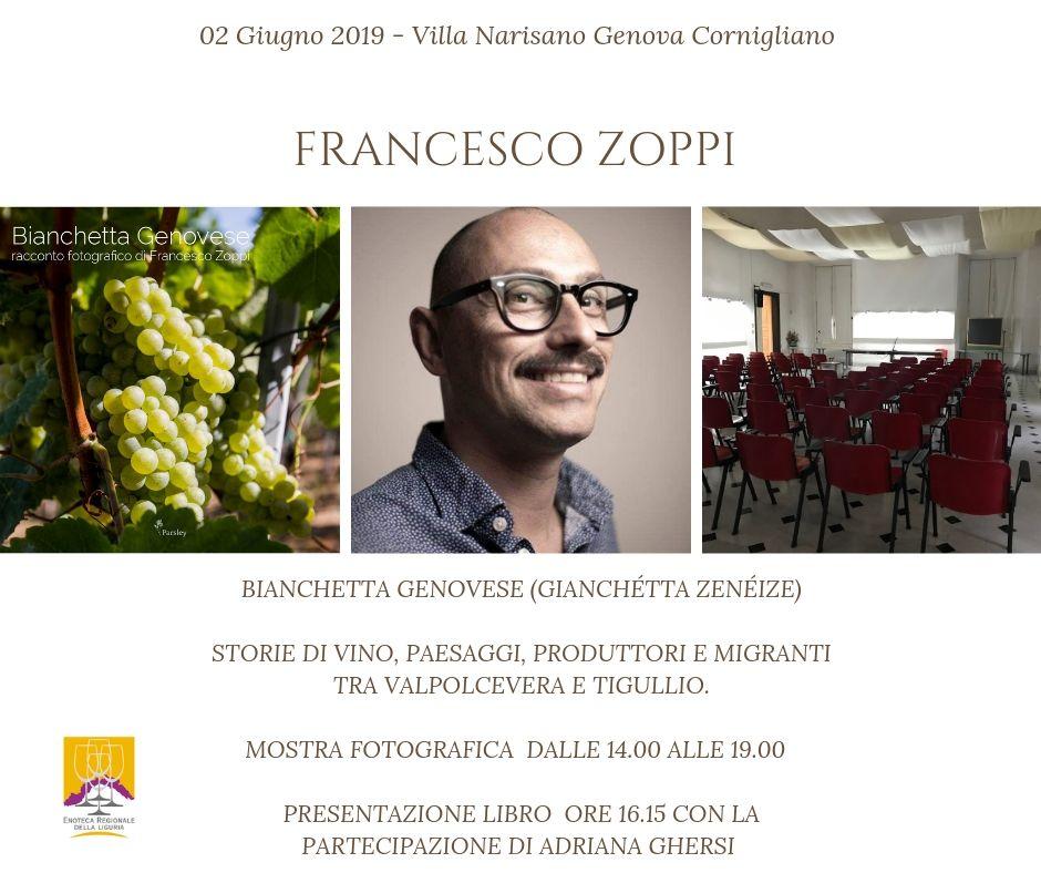 Bianchetta Genovese: Civediamo a Cornigliano